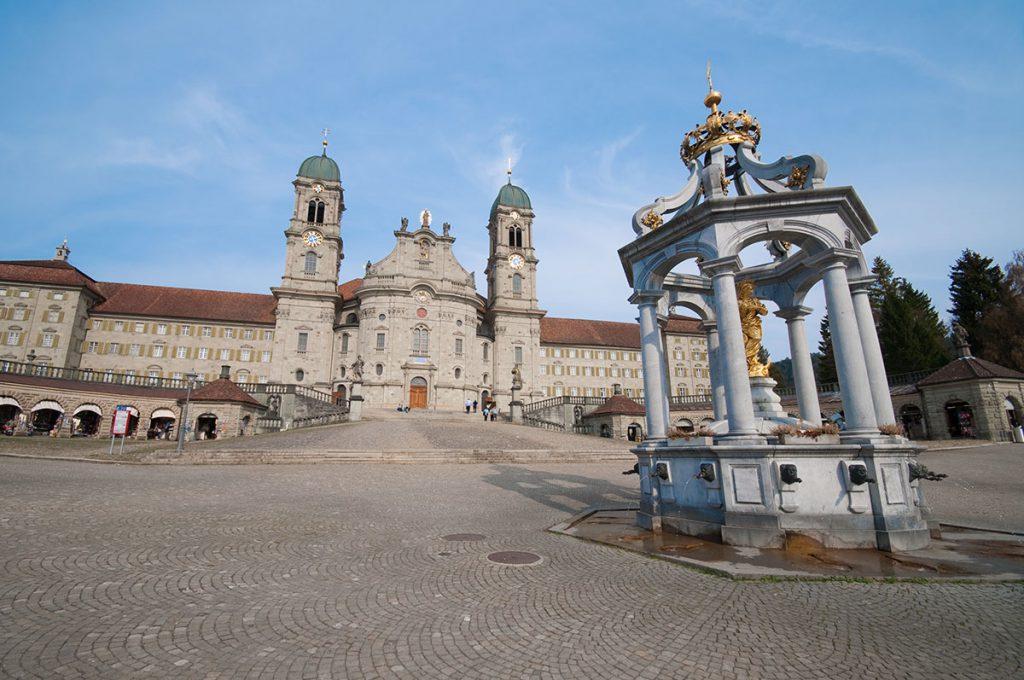Kloster Einsiedeln – Schwyz