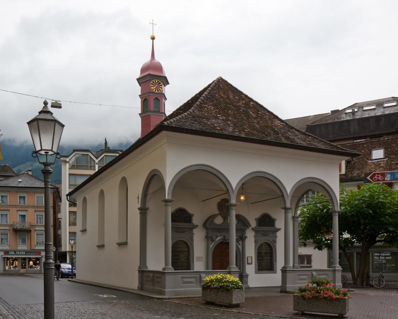 Bundeskapelle in Brunnen