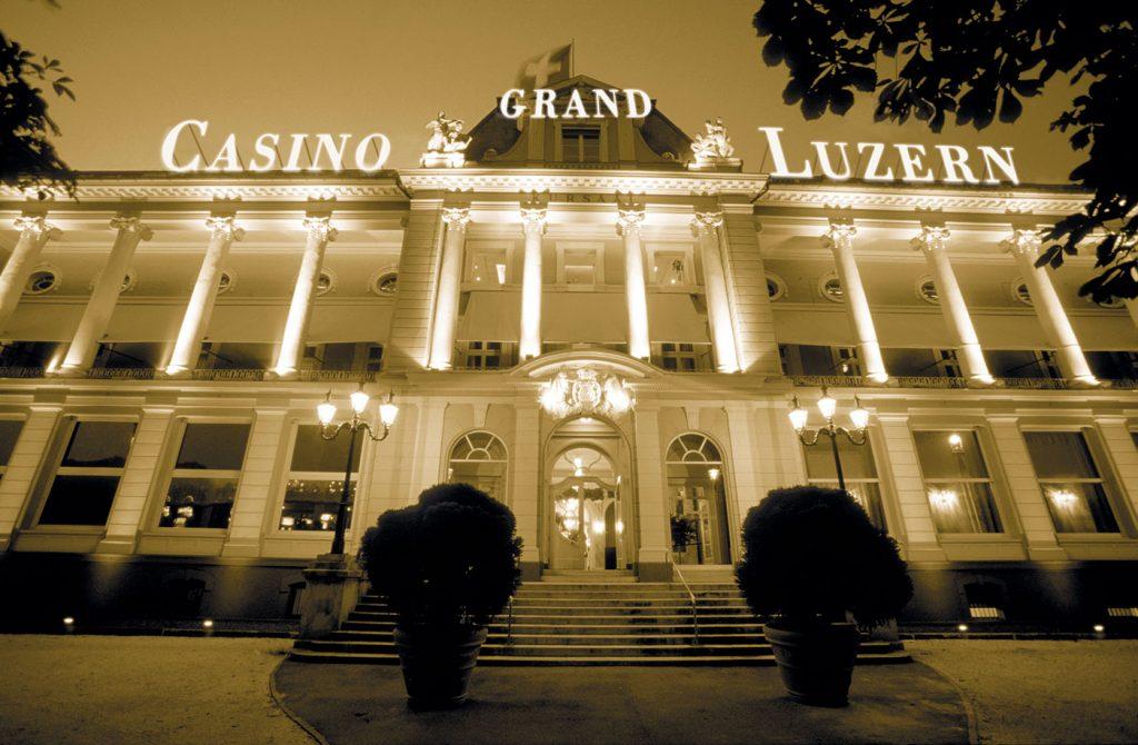 Grand Casino Luzern AG
