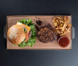Wolf Burger & Steak Bar