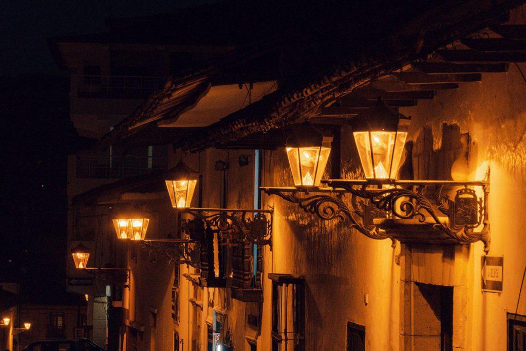 Nachtwächter Rundgang