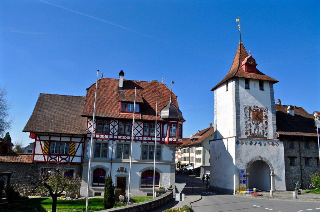 Sempach und St. Martin auf Kirchbühl